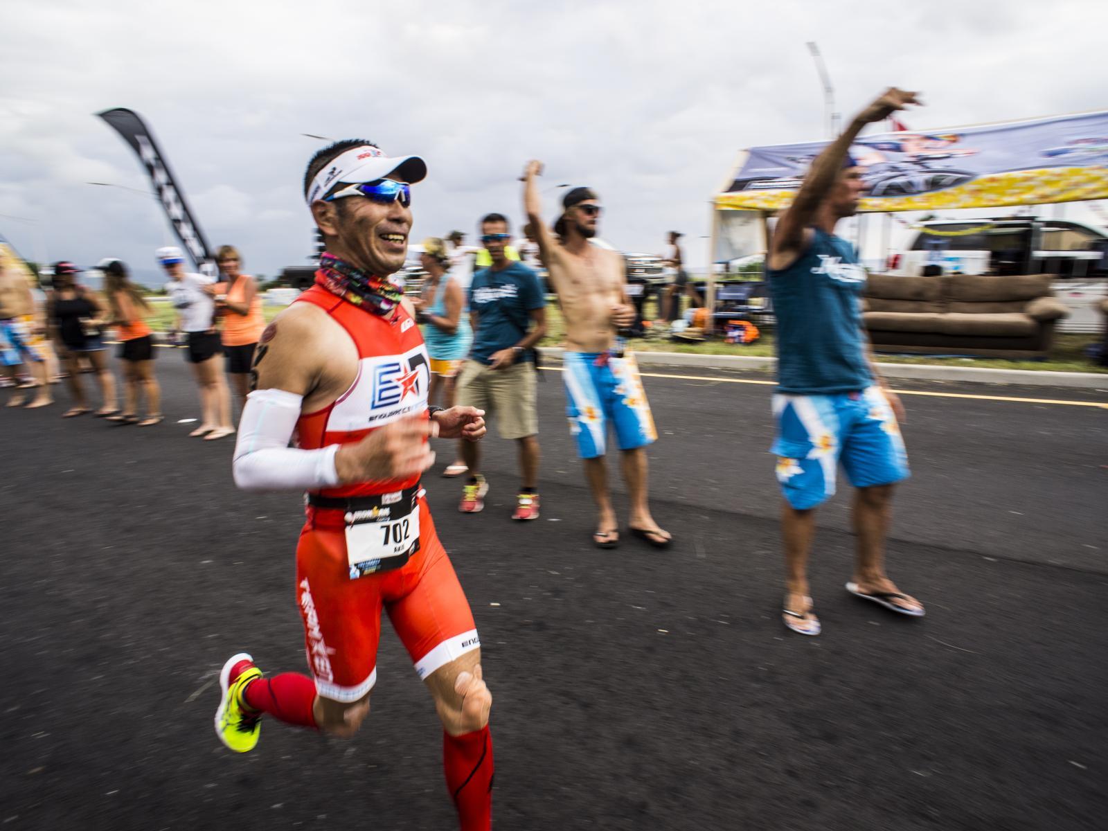 Ironman Hawaii bike course