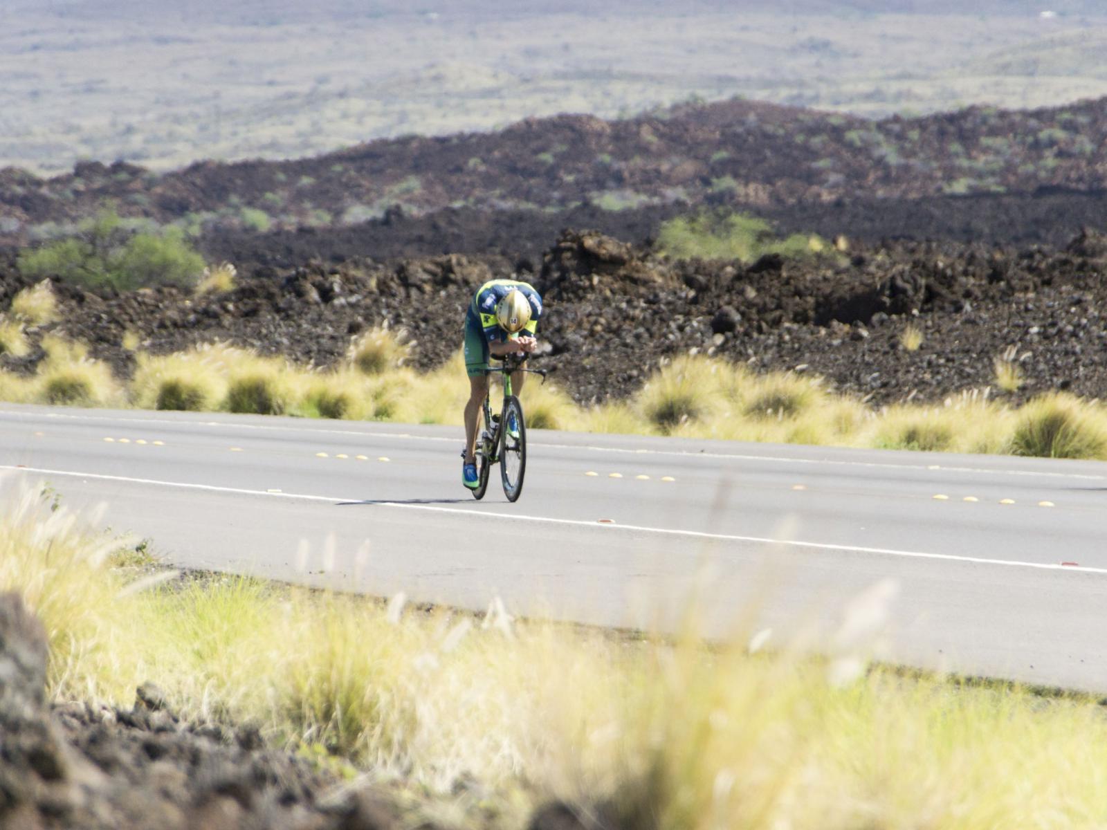Ironman Hawaii finishline