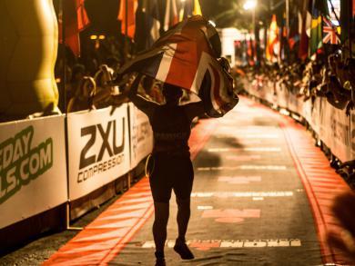 Statistiken Ironman Hawaii 2016