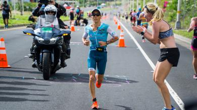 Statistics Ironman Hawaii 2019