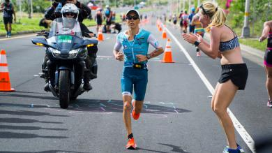 Statistiken Ironman Hawaii 2019