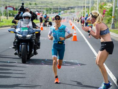 Statistics Ironman Hawaii 2019