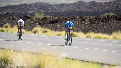 Statistics Ironman Hawaii 2017