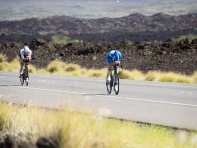 Statistics Ironman Hawaii 2017