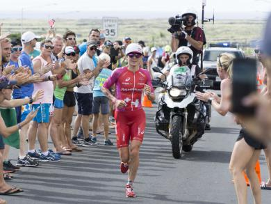 Statistiken Ironman Hawaii 2018