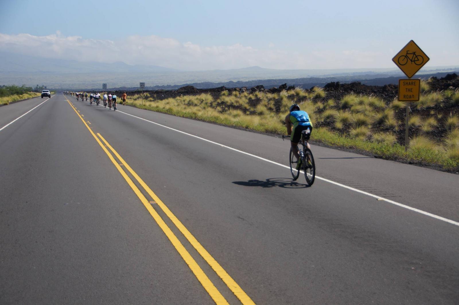 Radfahren Hawaii