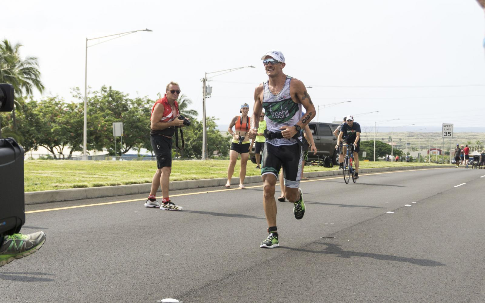 How Lionel Sanders can win the Ironman Hawaii in 2018