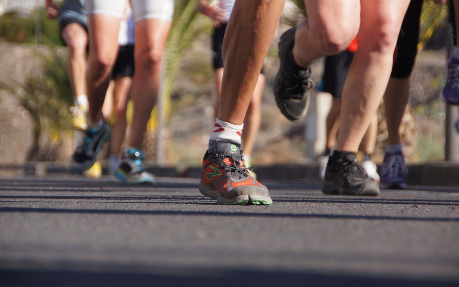 Die besten Laufschuhe für Marathon und Ironman Wettkämpfe