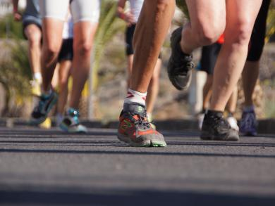 Best Running Shoes for Marathon or Ironman Races