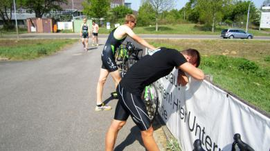 Trainingseinheit 2: Koppeltraining im Laktatnebel