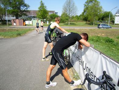Trainingseinheit 2: Koppeltraining im Laktatnebel