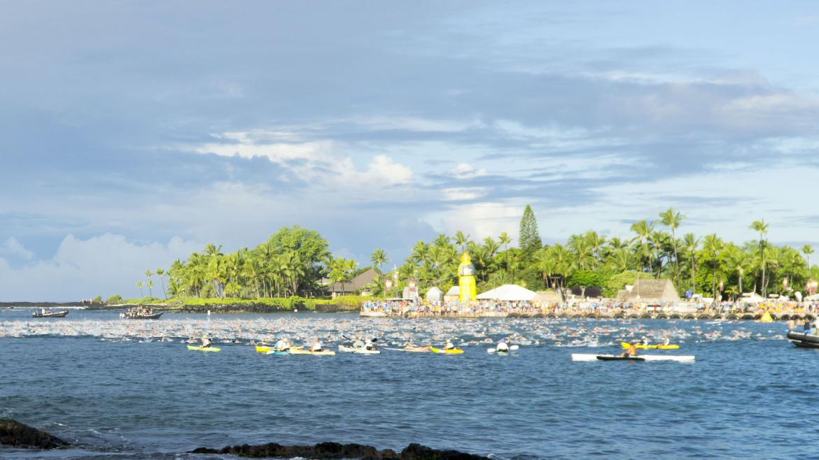 Best countries at the Ironman Hawaii 2018