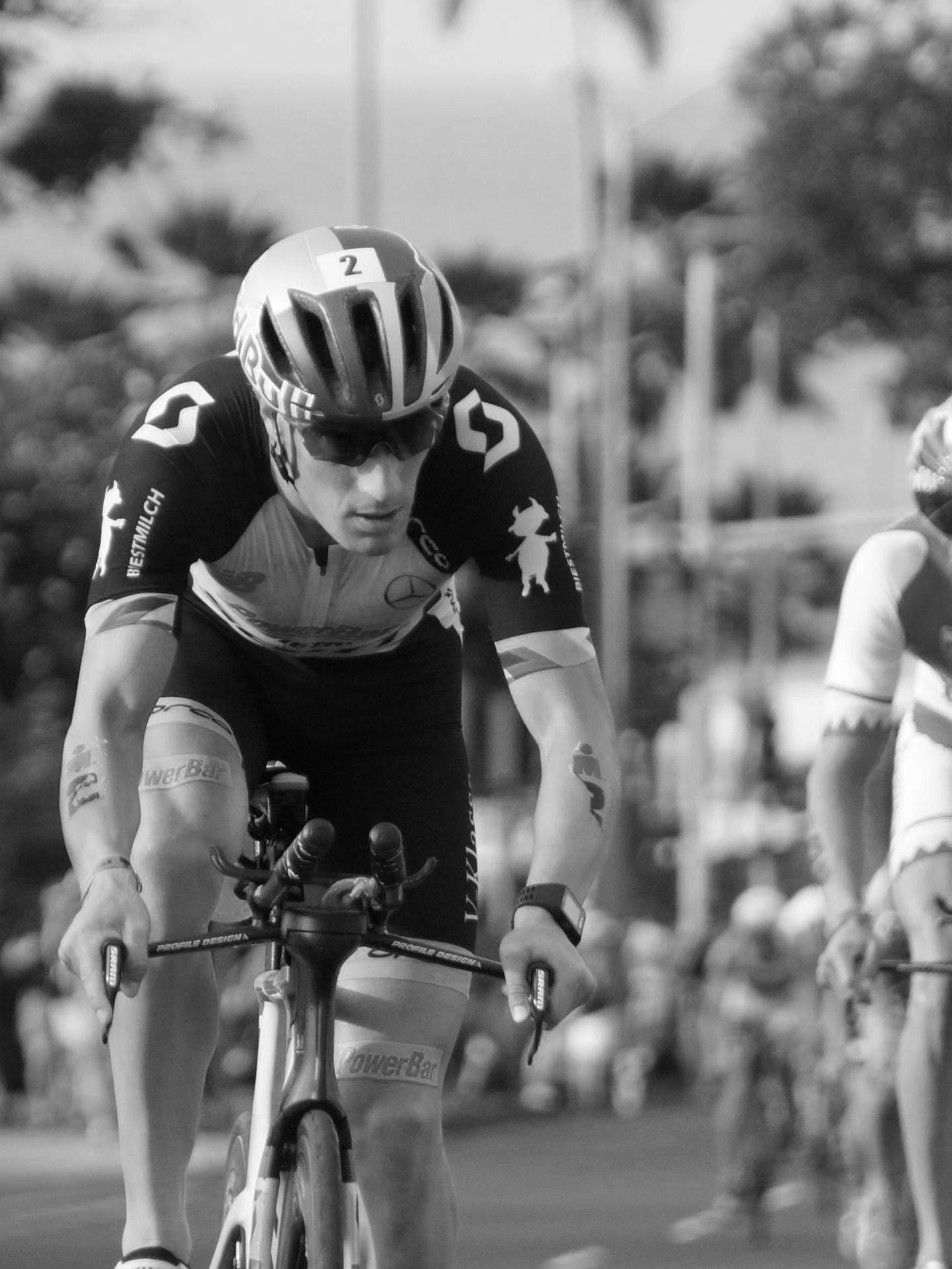 Ironman Hawaii bike Sebastian Kienle